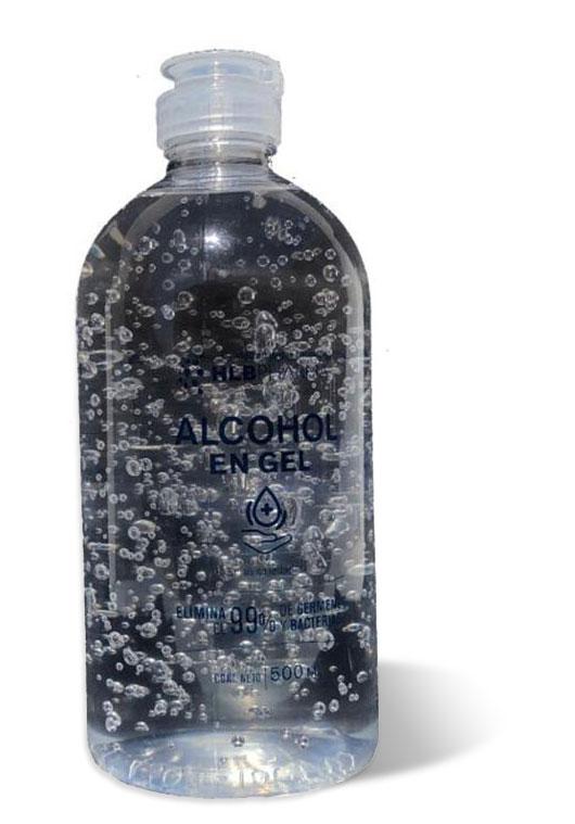 ALCOHOL EN GEL HLB