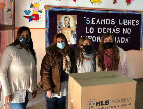 Jueves Solidario de HLB Pharma Group